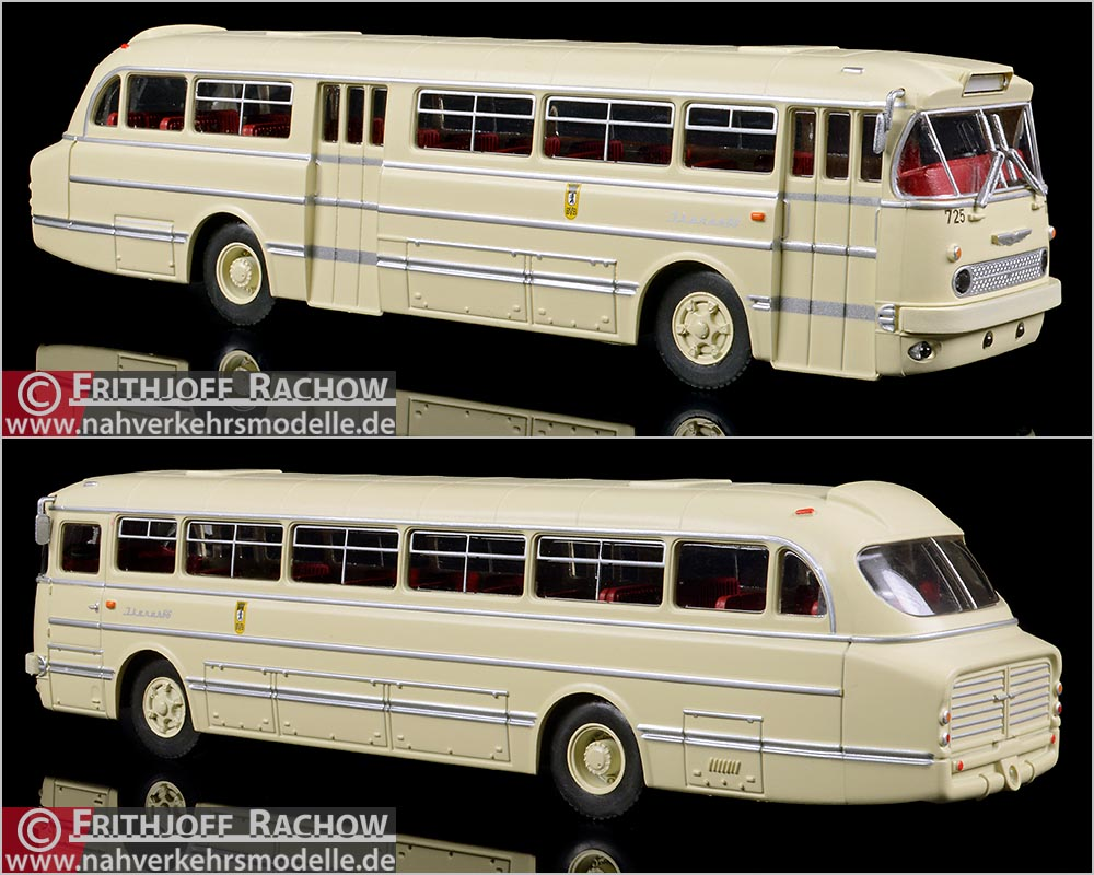 Ikarus 280 Gelenkbus BVB Berlin Brekina 59703