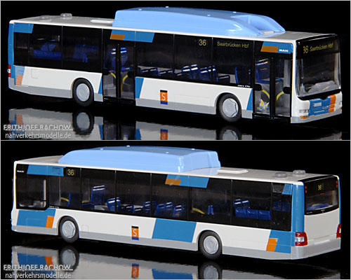 Rietze Lion's City CNG Saarbahn